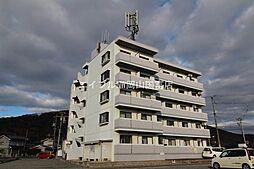 岡山県岡山市中区賞田丁目なしの賃貸マンションの外観