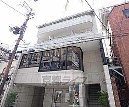 京都府京都市中京区中之町の賃貸マンションの外観