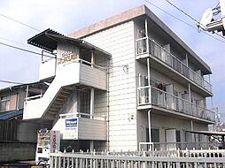岡山県岡山市北区厚生町2丁目の賃貸マンションの外観