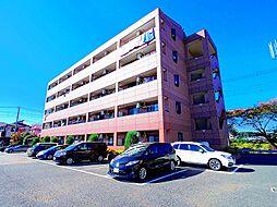 埼玉県所沢市大字松郷の賃貸マンションの外観
