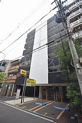 レフィナード恵美須[8階]の外観