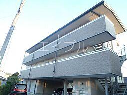 コーポ成岡I[3階]の外観