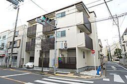 東京都江戸川区西小松川町の賃貸アパートの外観