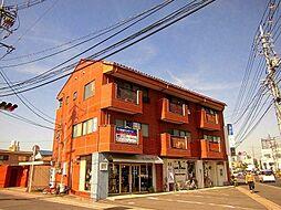 ハイム下伊福本町[3階]の外観