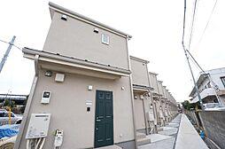 [テラスハウス] 東京都調布市上石原1丁目 の賃貸【/】の外観