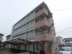 岡山県岡山市北区今2丁目の賃貸マンションの外観