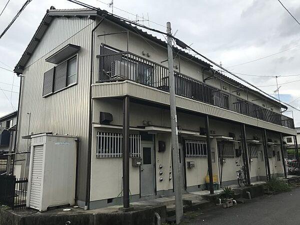 愛知県春日井市美濃町2丁目の賃貸アパート