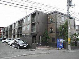 ホークメゾン札幌2号館[2階]の外観