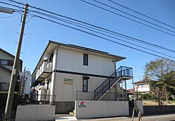 宮崎県宮崎市学園木花台桜1丁目の賃貸アパートの外観