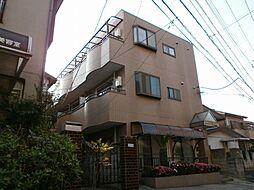 埼玉県草加市高砂1丁目の賃貸マンションの外観