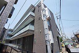 ティアレ川口[2階]の外観