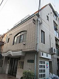 シャレー祐天寺カワベ第10[3階]の外観