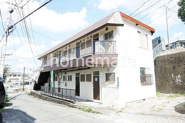 熊本県熊本市中央区黒髪3丁目の賃貸アパート