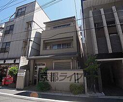 京都府京都市中京区仁王門町の賃貸アパートの外観