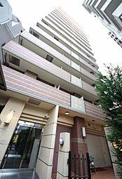 レジュールアッシュ梅田イースト[12階]の外観