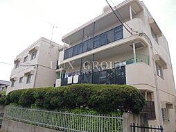 東京都小金井市中町4丁目の賃貸マンションの外観