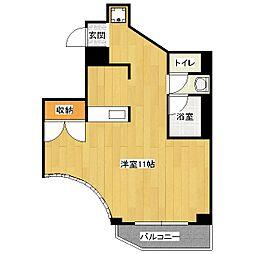 山科IMビル[9階]の間取り