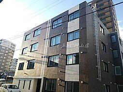 北海道札幌市中央区北四条西25丁目の賃貸マンションの外観
