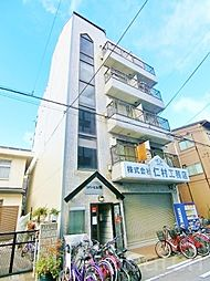 大阪府堺市堺区材木町西1丁の賃貸マンションの外観