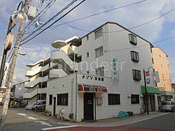 大阪府大阪市鶴見区諸口4丁目の賃貸マンションの外観