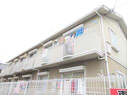 大阪府寝屋川市大利元町の賃貸アパートの外観