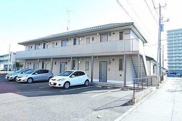 シャーメゾンUSHIKU C 1階の賃貸【茨城県 / 牛久市】