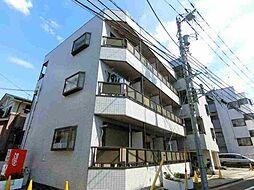 東京都江戸川区中葛西3丁目の賃貸マンションの外観