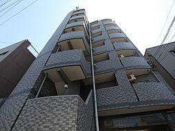愛知県名古屋市中川区八熊通4丁目の賃貸マンションの外観