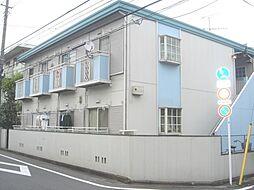 サングリーン久米川[A-203号室]の外観