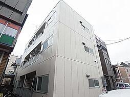 渡辺第二ハイツ[101号室]の外観