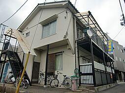 加藤荘[201号室]の外観