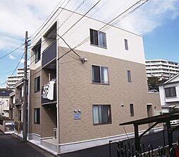 東京都武蔵野市関前4丁目の賃貸アパートの外観