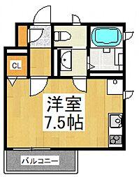 プリマベーラ[1階]の間取り