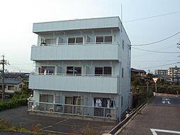 愛知県尾張旭市根の鼻町二丁目の賃貸アパートの外観