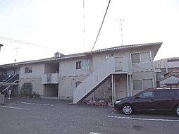 兵庫県明石市硯町3丁目の賃貸アパートの外観