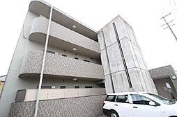 愛知県名古屋市昭和区塩付通6の賃貸マンションの外観
