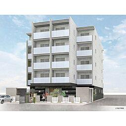 (仮称)昭和区石仏町計画[5階]の外観