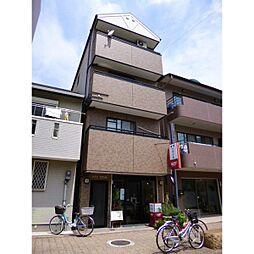 兵庫県神戸市兵庫区松本通の賃貸マンションの外観
