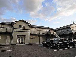 兵庫県姫路市亀山1丁目の賃貸アパートの外観