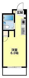 梅坪駅 3.7万円