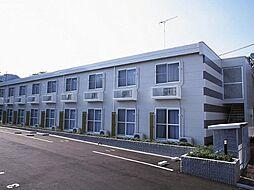 広島県福山市蔵王町2丁目の賃貸アパートの外観