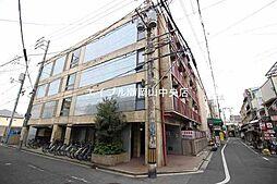 岡山県岡山市北区奉還町2丁目の賃貸マンションの外観
