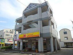 メゾンハンクスMTI[3階]の外観