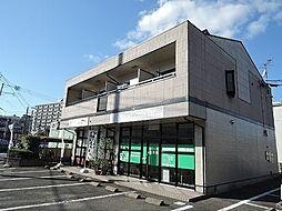 福岡県北九州市八幡西区熊西2丁目の賃貸アパートの外観