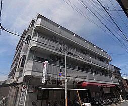 京都府京都市中京区壬生東淵田町の賃貸マンションの外観