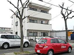 愛知県名古屋市天白区山根町の賃貸アパートの外観