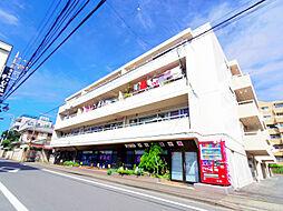 清瀬シティハイム[4階]の外観