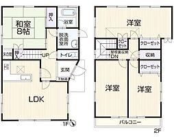 東岡崎駅 2,199万円