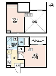 Solana春日井(ソラーナ春日井)[203号室]の間取り