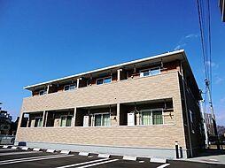 スターコート錦本町 B棟[104号室]の外観
